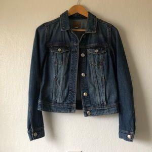American Eagle Dark Denim Jacket